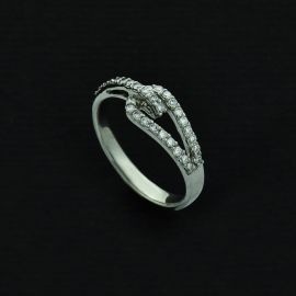 Platinum ring - Diamond