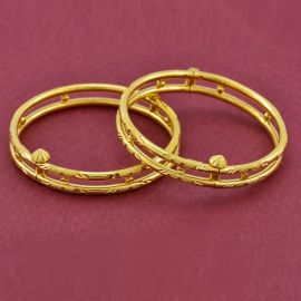 Baby Broad Bangle