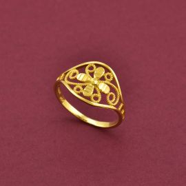 Ladies Ring - Plain