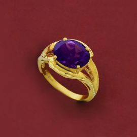 Ladies Ring - Amethyst